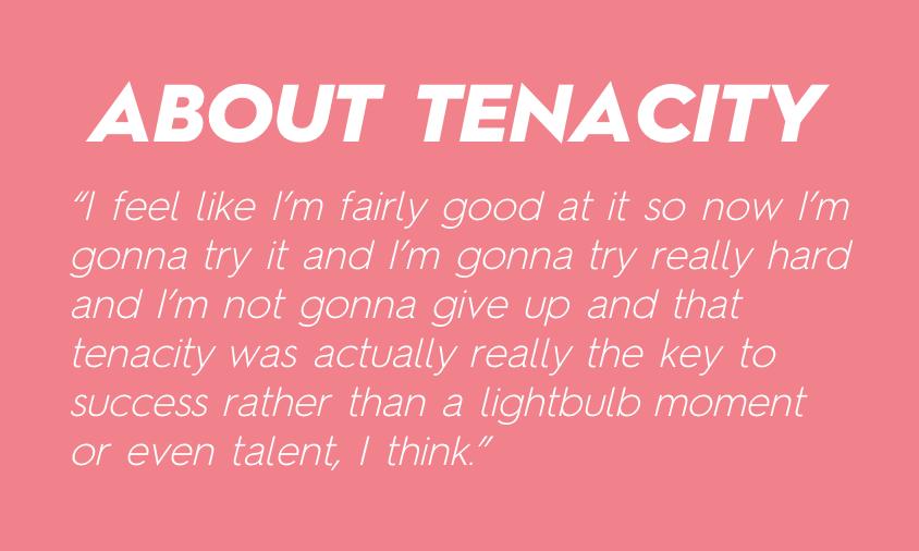 Tenacity - Brunswick Daily